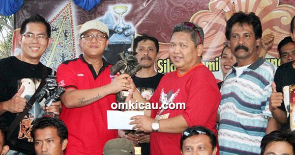 Brother BC juara umum