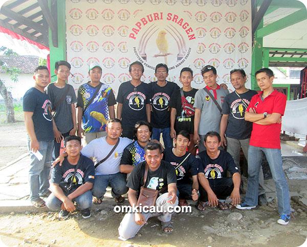 Panitia Papburi Sragen