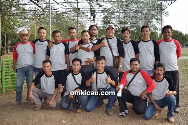 Panitia dan juri 2nd Anniversary IBF Sukamandi