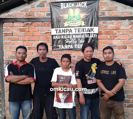 Panitia Black Jack