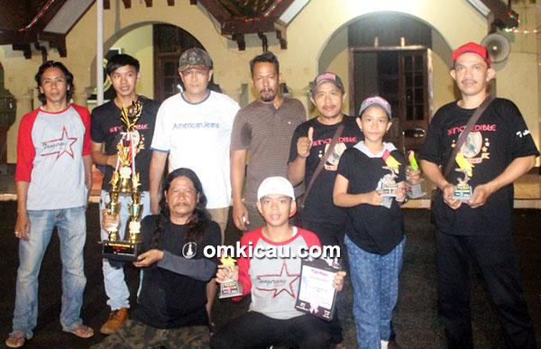 Tangerang Team juara umum BC
