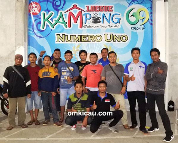 Panitia Latpres Sabtu Seru Kampoeng Loegue Purwodadi