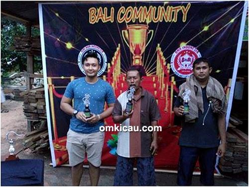 Latpres JBI Bali Community Bengkulu