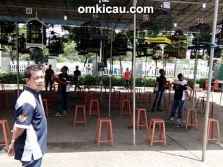 lomba burung berkicau Piala TVRI Pusat