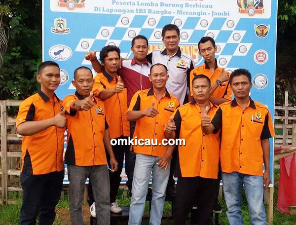 Team Juri Ronggolawe