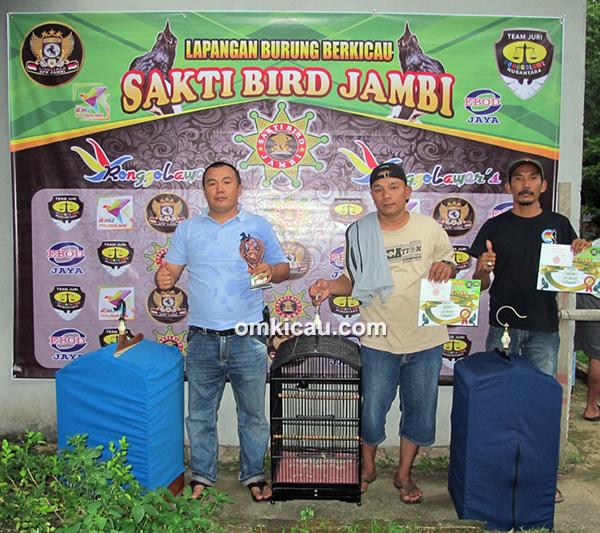 Latihan Spesial Kobar Sakti Bird Jambi