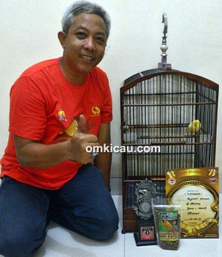 Om Yuliyono Agen Jakarta Timur