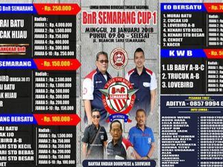 BnR Semarang Cup 1