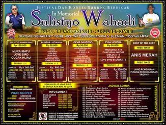 In Memorial Sulistyo Wahadi