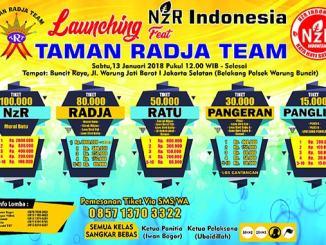 Launching NzR Indonesia