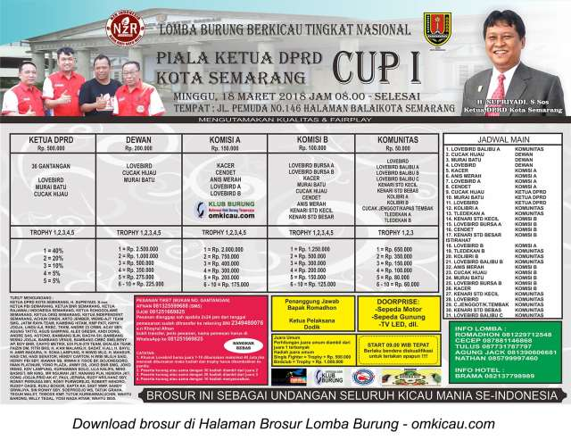 Piala Ketua DPRD Kota Semarang
