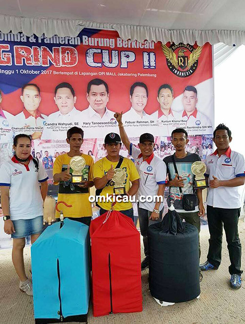 Grind Cup