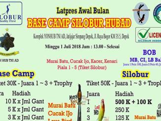 Latpres Awal Bulan Base Camp Silobur Hubad