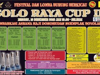 Solo Raya Cup III