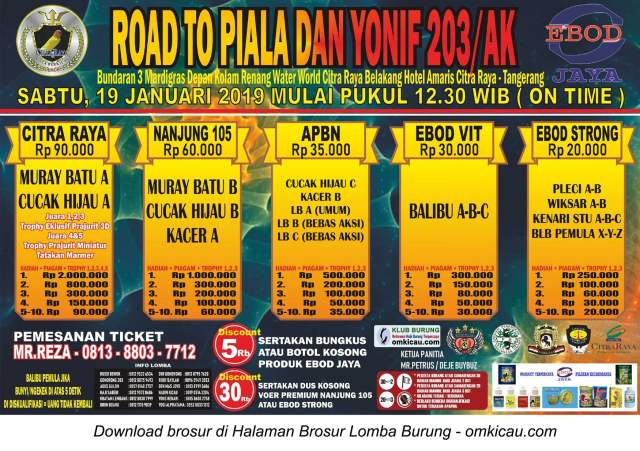 Road to Piala Danyonif 203