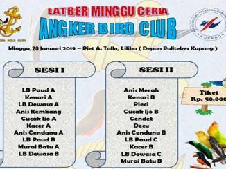 Latber Minggu Ceria Angker BC