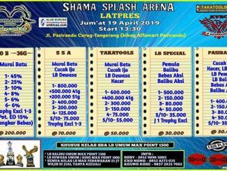 Latpres Shama Splash Arena
