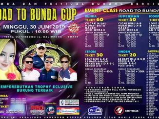 Road to Bunda Cup