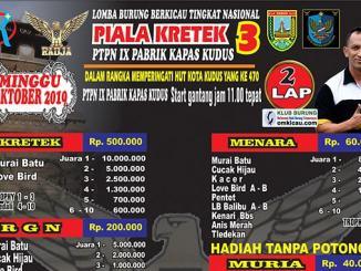 Piala Kretek 3