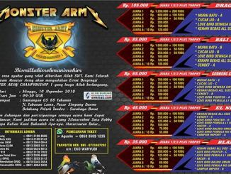 Monster Army Championship 1