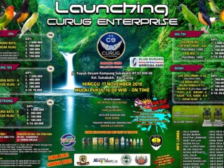 Launching Curug Enterprise
