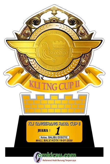 KLI Tangerang Cup 2