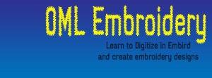OMLembroidery.com Logo
