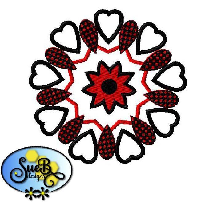 Embroidery Art Design 1 pic1