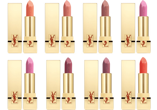 Ysl Rouge Pur Couture Rose Boheme ysl – boheme libertine spring 2011 collection | ommorphia beauty bar
