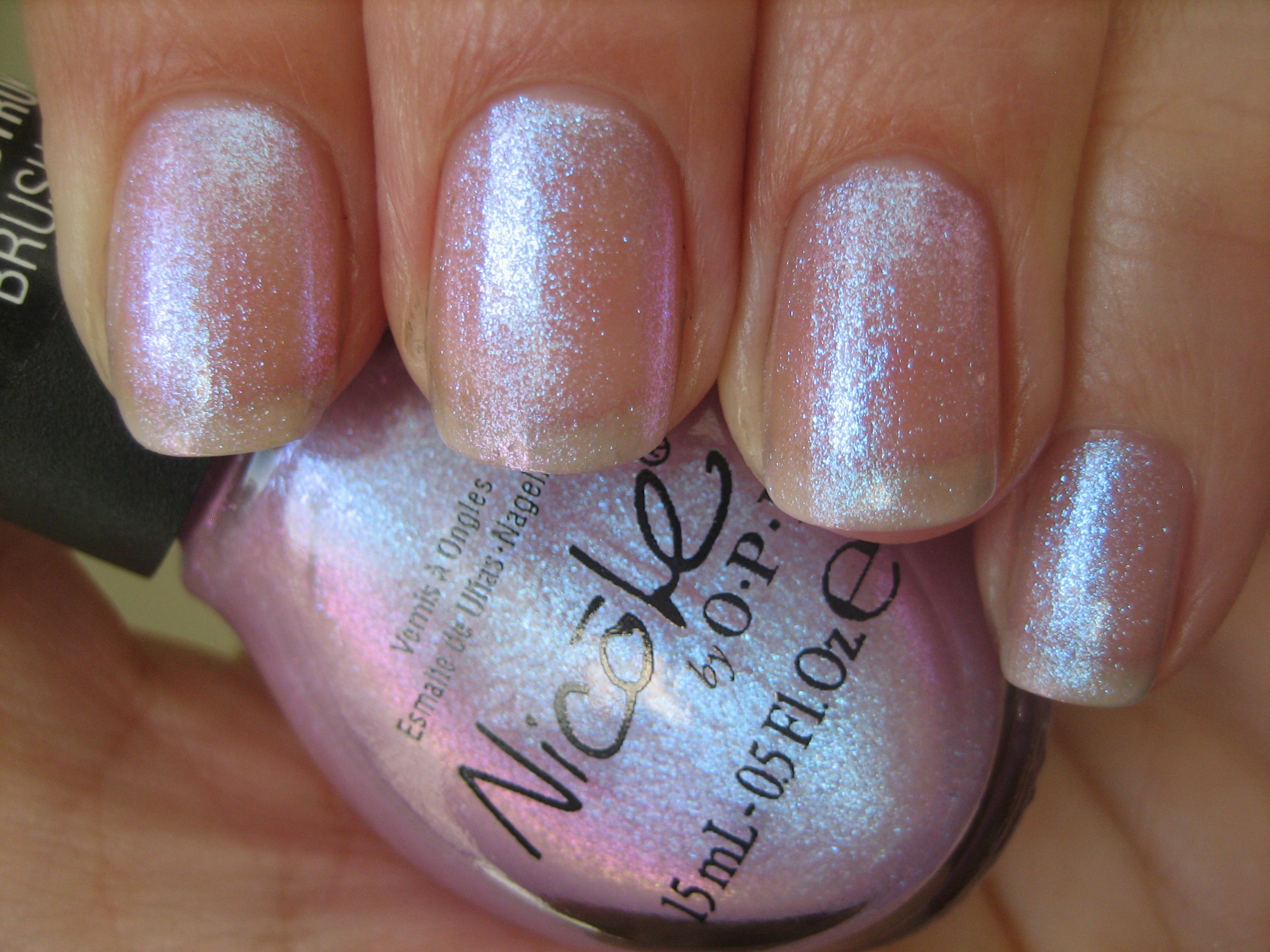 Nicole by OPI – Count On Me & Got Style? (review & swatches ...
