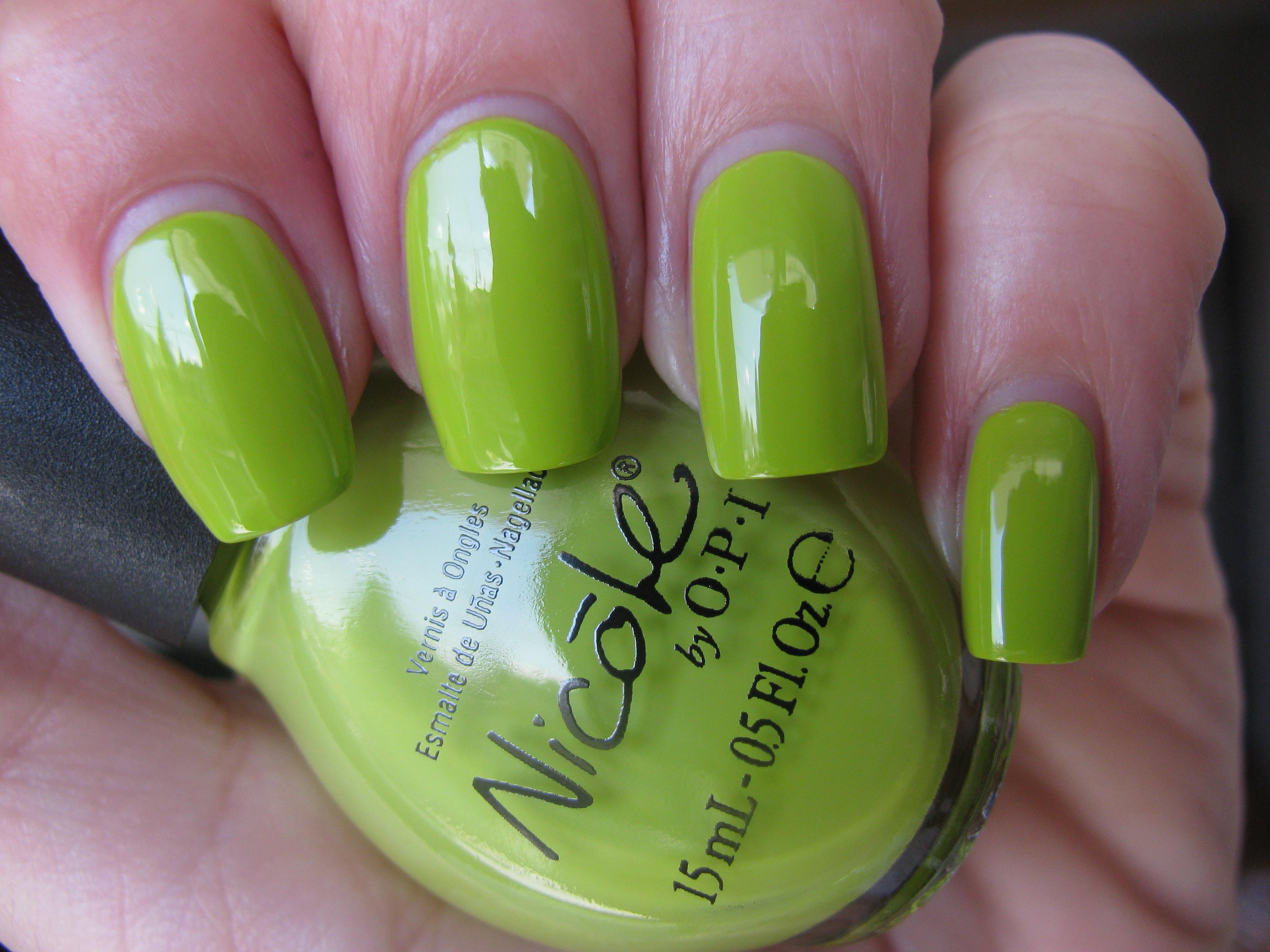 Nicole by OPI Twist of Fate swatch | ommorphia beauty bar