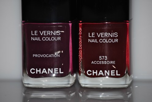 CHANEL Accessoire and Provocation