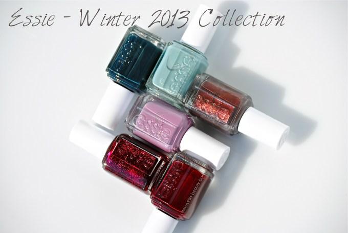 Essie Winter 2013 opener