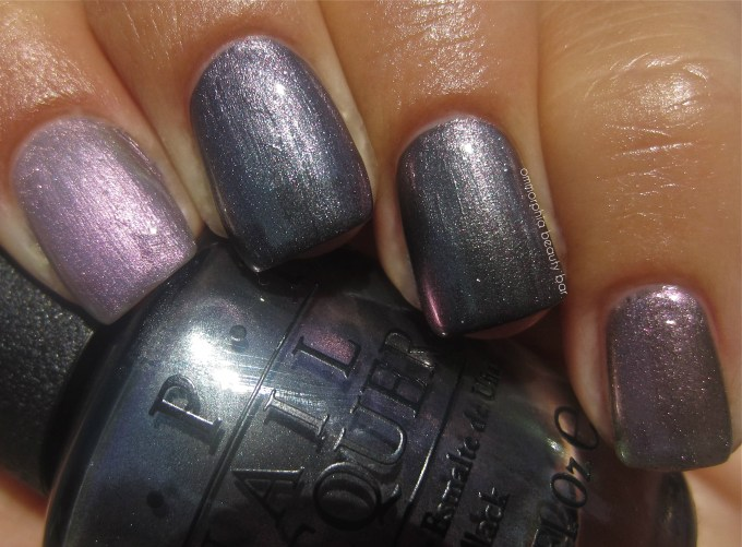 OPI Peace & Love & OPI comps swatch 3