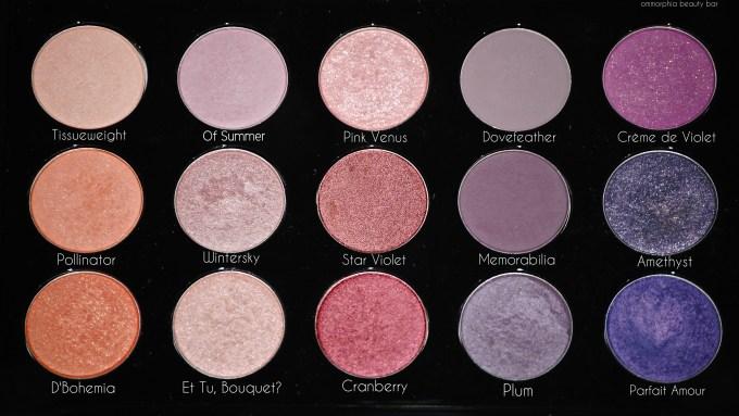 MAC Palette 2 pinks & purples