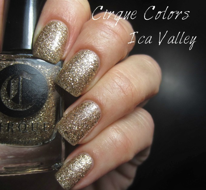 Cirque Ica Valley swatch