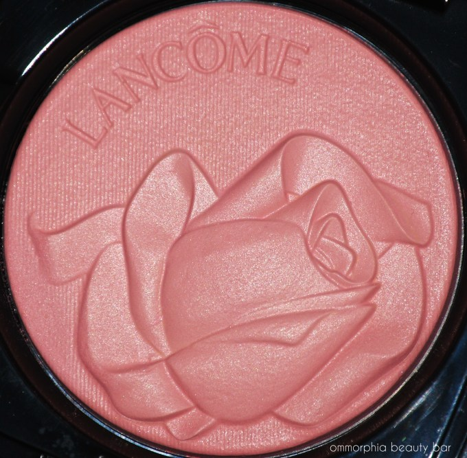 Lancome Rose Ballerine flash