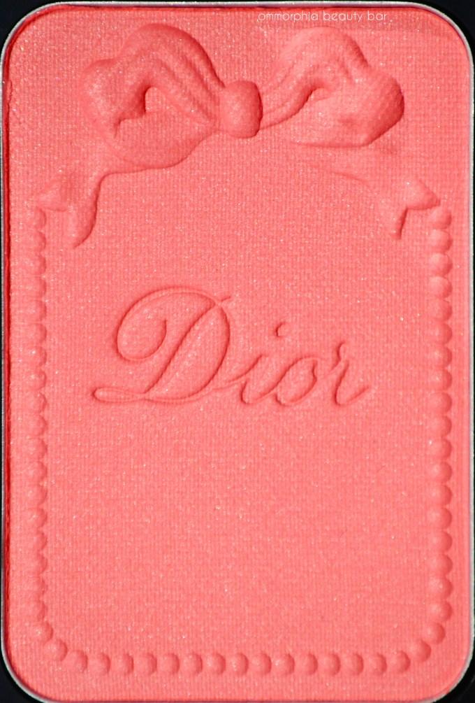 Dior Corail Bagatelle detail