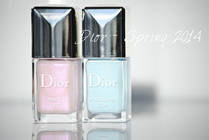 Dior Porcelaine & Perle opener