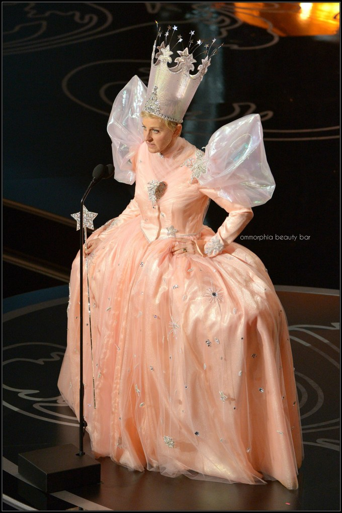 Ellen Degeneres as Glinda