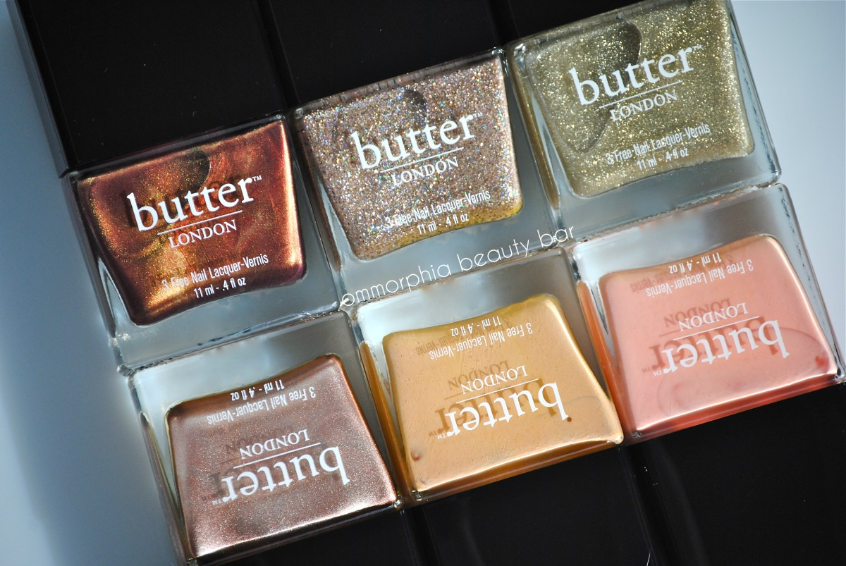 Butter London – Boho Rock Collection Nail Lacquer