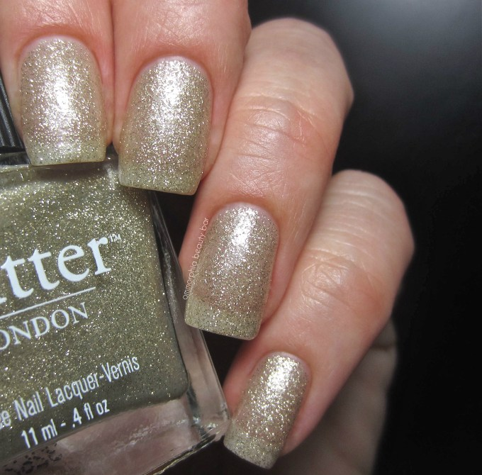 Butter London Lushington swatch