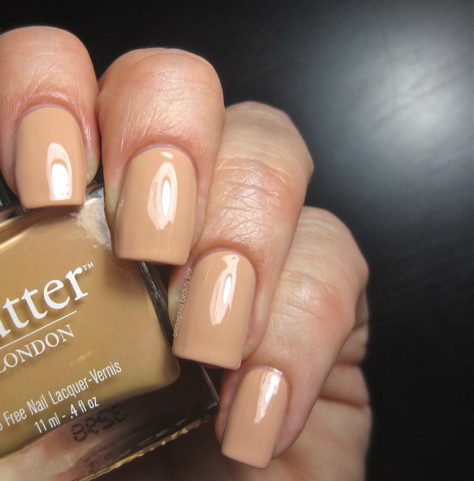 Butter London Trallop swatch
