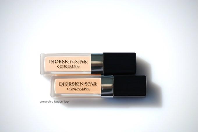 Dior Diorskin Star Concealer 001 & 002