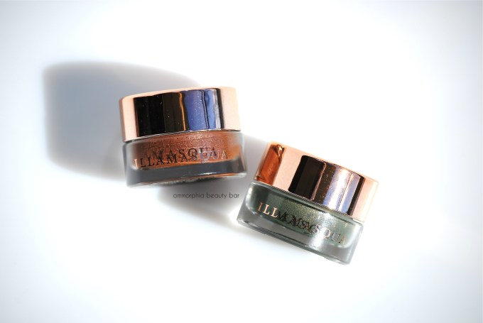 Illamasqua Vintage Metallix closed