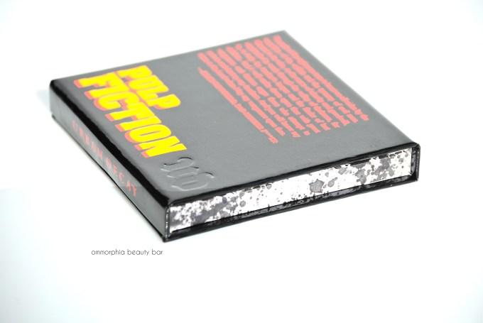UD Pulp Fiction palette side