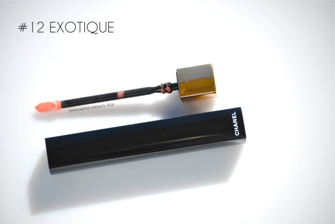 CHANEL #12 Exotique