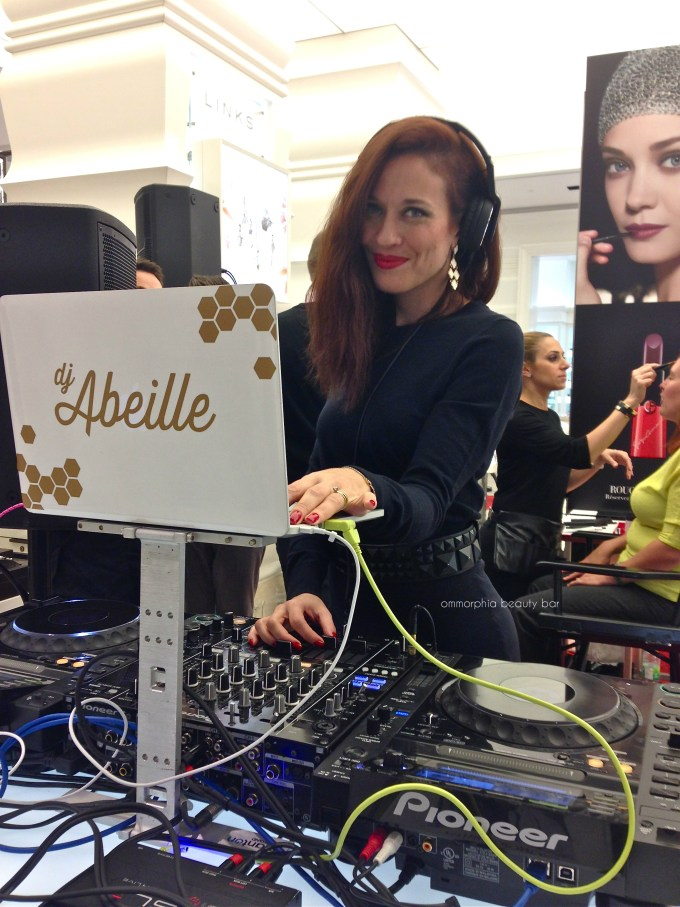 GA event DJ Abeille