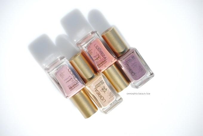 L'Oréal Collection Privée polishes closer