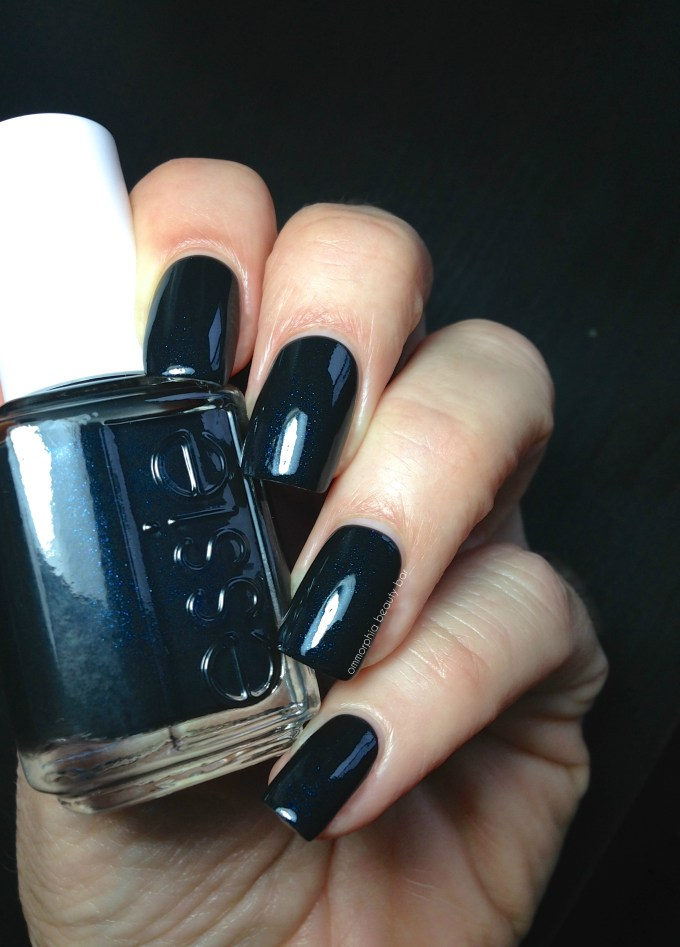 Essie Spun in Luxe swatch glossy